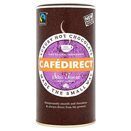 Cafédirect Sao Tome Luxus Heiße Schokolade Fairtrade (300 G)