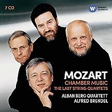 Mozart: Chamber Music - The Last String Quartets (Budget Box Set Series)