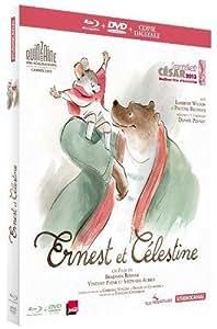 Ernest et Célestine [Combo Blu-ray + DVD + Copie digitale]