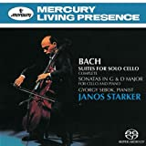 Cellosuiten Bwv 1007-1012 (Ga) (Sacd)