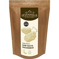 Sevenhills Wholefoods Moreras Blancas Orgánico 500g