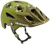 Bluegrass Golden Eye Helm, Army Green, 54-58 cm