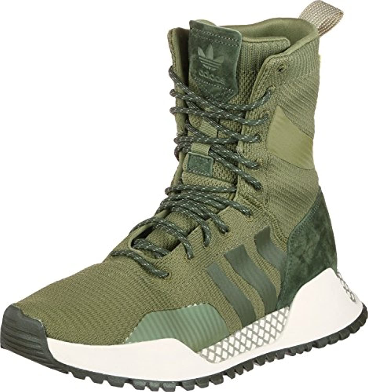 Adidas F/1.3 PK, Botas Slouch para Hombre, Verde (Carace/Carnoc/Tiesom 000), 42 2/3 EU