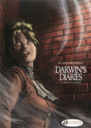 Darwin's diaries - tome 2 Death of a beast (02)