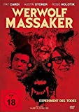 DVD Cover 'Werwolf Massaker - Experiment des Todes