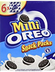 Oreo Mini Cookies Vanilla, 150 g