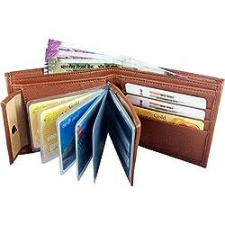 Accezory Brown Men's Wallet