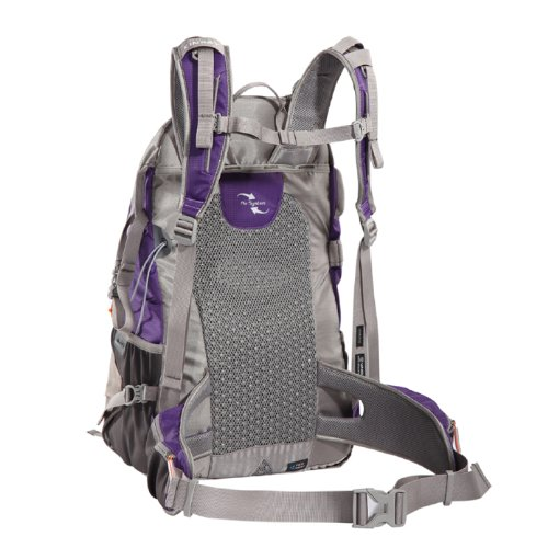 For Sale Vanguard Kinray 53 Outdoor Style Photo Backpack for Camera – Purple on Amazon