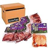 Wurfmaterial 20 x Fruchtgummi-Gehirn - Der Zombie Snack mit Blutsoße 120g (2,4kg)