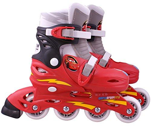 Cars Inline-Skates Gr. 30-33