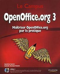 OpenOffice.org 3: Maîtriser OpenOffice.org par la pratique