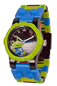 LEGO® Toy Story Alien Kids' Watch with minifigure 9003486