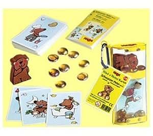 Haba - Cartes - Par tous les temps : Mistigri de l'ours