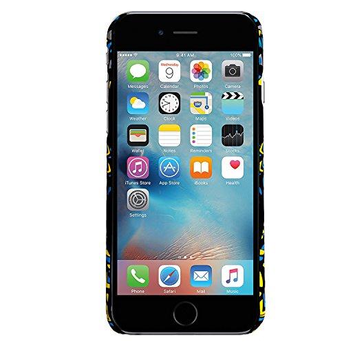 iPhone 7 Motiv Backcover, Conie Mobile PC Motiv Rückschale Hartschale Hülle Tier Muster, Leuchtefekt, Schutzhülle / Case für hinten Motiv 03