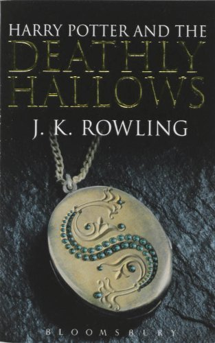 Harry Potter and the Deathly Hallows (Book 7) [Adult Edition]: 832 by J. K. Rowling (2008) Paperback