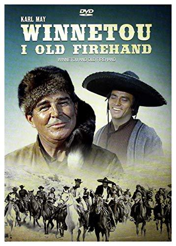 Winnetou und sein Freund Old Firehand [DVD] (Deutsche Sprache. Deutsche Untertitel)