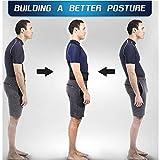ExsesonBlack Royal Posture Back Support Belt for Posture Corrector Waist Support Back Support