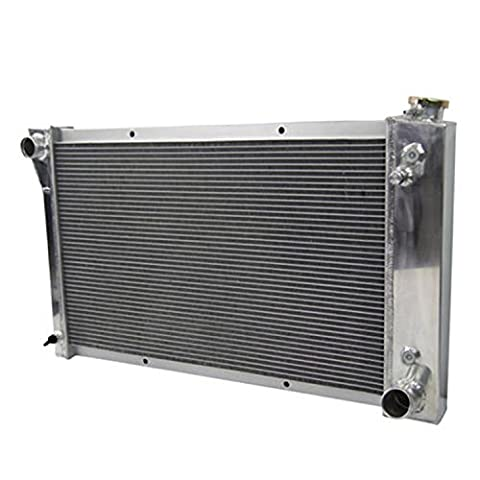 GOWE AUTO 3ROW COER Will Cool 850hp FULL ALUMINUM RADIATOR FITS Chevrolet Car Truck/Van 67-72 High Performance Cooling Radiator