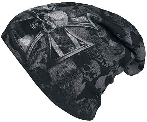 Iron Cross Hat (Alchemy England Iron Cross Mütze schwarz)