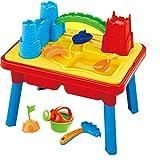 Inside Out Toys Sandkasten und Wasserspieltisch 2-in-1mit viel tollem Zubehör.