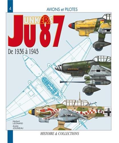 Avions et pilotes : le Junker 87 Stuka 190 de 1936 à 1945