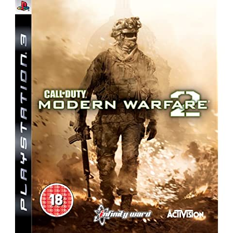 Call of Duty: Modern Warfare 2 (PS3) [Importación inglesa]