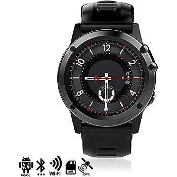 TEKKIWEAR. DMX121BK. Smartwatch Phone H1 Dual Core con ...