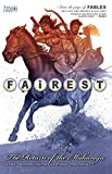 Fairest Volume 3: The Return of the Maharaja TP