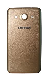 TOTTA Replacement OG Battery Back Panel For Samsung Galaxy Core 2 SM G-355H- Gold