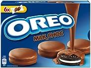 بسكويت اوريو انروبيد بالشوكولاتة والحليب، 246 غرام- عبوة من 1