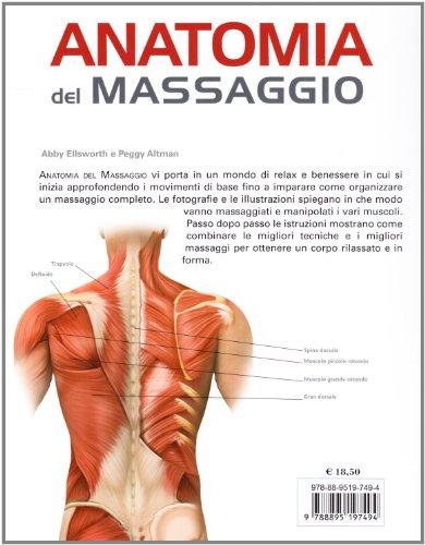 Zoom IMG-1 anatomia del massaggio guida completa