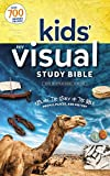NIV Kids' Visual Study Bible, Imitation Leather, Teal, Full Color Interior: Explore the