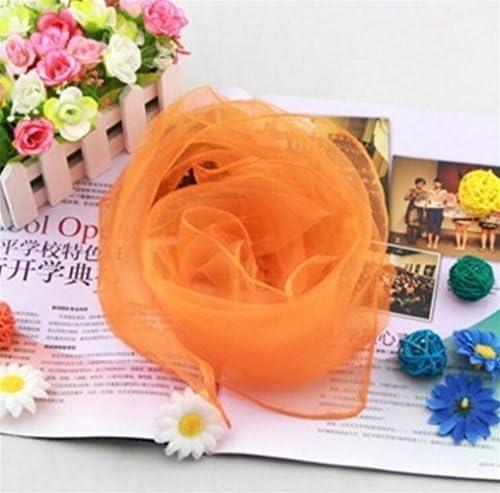 SunnyGod InstruHommes ts de Musique Musique Musique pour bébé Écharpes de Danse carré de PerforFemmece DE 70 * 70cm (Orange) B07J4SZK2R 1ea9a0