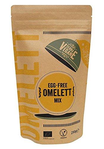 Terra Vegane Ei-Frei Omelett Mix – Bio – 250g