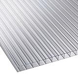 Polycarbonatplatten, 4–10mm, 61x122cm