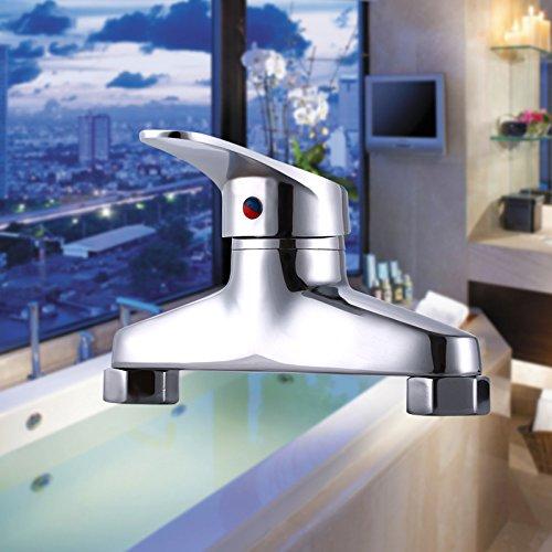 SBWYLT-Riscaldatore di acqua a scomparsa due-miscelazione valvola calda e doccia