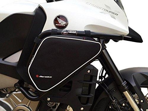 Taschen für Hepco & Becker Sturzbügel Honda Crosstourer -