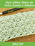 Clip: Super schönes Muster aus festen Maschen & Stäbchen - Häkel DIY