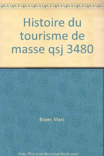Histoire du tourisme de masse