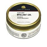 Solitaire Brillant Gel im 2er Pack je 100 ml Schuhpflege Schwarz & Multicolor (8,95 EUR / 100 ml)