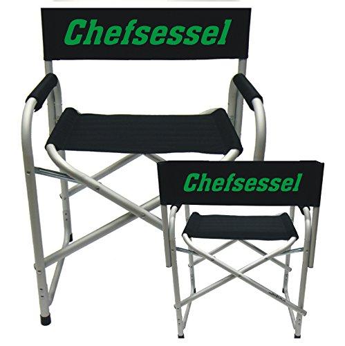 "Regiestuhl ""Chefsessel"" (Grün)"