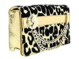 Shoppers and shoulder bags for women, colour Animal print , brand VERSACE JEANS, model Shoppers And Shoulder Bags For Women VERSACE JEANS E1VOBBU4 75362 Animal Print
