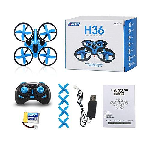 Cewaal H36 mini Drone con modo sin cabeza para niños, giro de 360 grados Roll One-key Return Easy Control y Safty, los mejores juguetes voladores para tus hijos