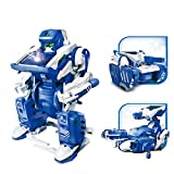 EMOB 3 In 1 Solar Robot Scorpion Tank Educational Learning Toy For Kids