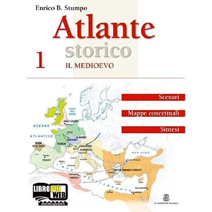 Scenari Della Storia. Con Atlante. Con Espansione Online. Per La Scuola Media, Il Medioevo + Atlante: 1