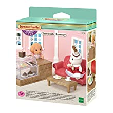 Sylvanian Families 6016 Town-Chocolate Lounge Set, Multicolor