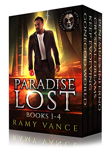 Paradise Lost - The Epic Boxed Set (Books 1 - 4): A Urban Fantasy Supernatural Thriller (English Edition)