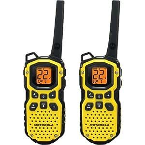 Motorola Solutions 35mile Talkabout Waterproof 2-Way Radio (Pair)