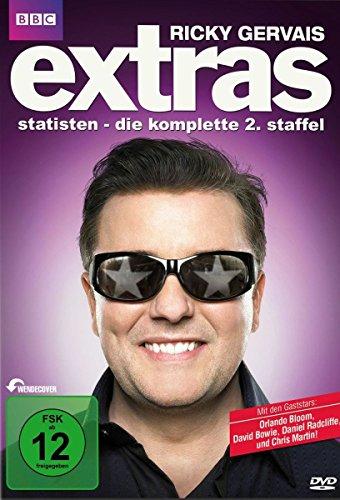 Extras - Statisten: Die komplette zweite Staffel [2 DVDs]