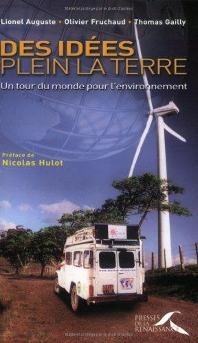 Des idées plein la terre par Lionel Auguste